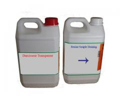 Resine Epoxy Solide & resin doming