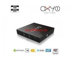 Oxy One OTT TV BOX + Neo Tv Pro H265