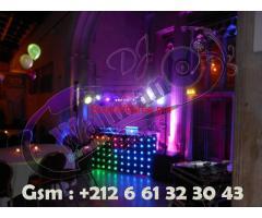 DJ pour Soirées et Anniversaires à Casablanca 0661323043