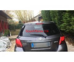 Voiture Toyota Yaris Berline - Toyota Yaris-II 5portes 100 VVT-I
