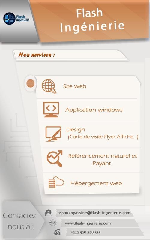 création des sites web, des logiciels informatique,des applications mobiles