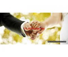 en vue de mariage