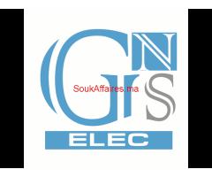 GNS-ELEC pour les Travaux électriques