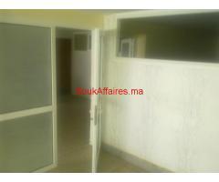 location appartement habitable a sala al jadida