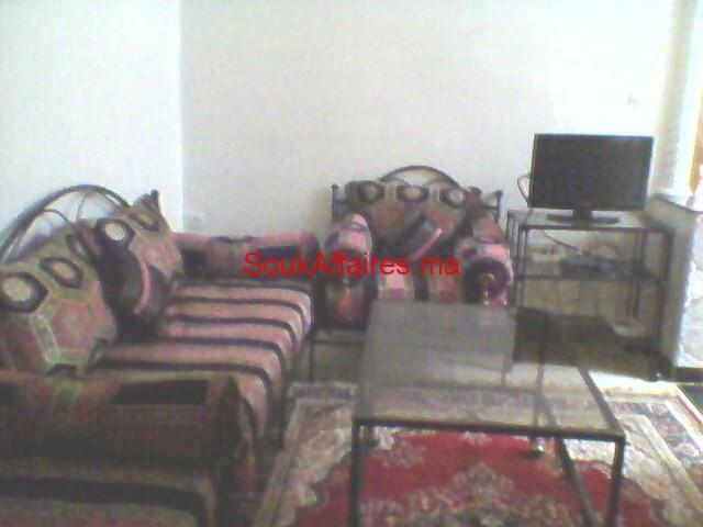 à louer beau apt meublé à la kasbah marrakech