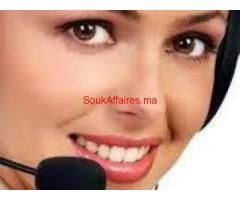 charger de clientèle francophone débutants