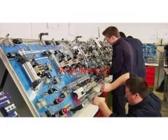 Formation d'électromécanique: