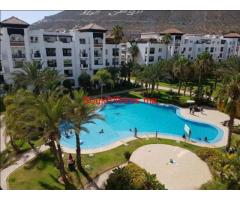 joli appartement avec picine a Agadir