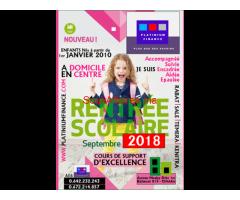 COURS DE SOUTIEN D'EXCELLENCE-A DOMICILE