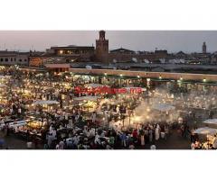 Magasin à louer en plein centre de jemaa el fena.