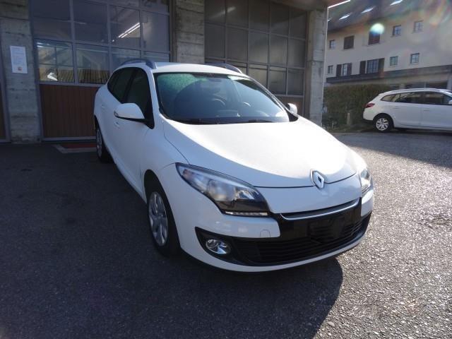 Renault Mégane automatique
