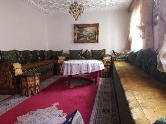 Immeuble R+2 de 111m2 derb sultan