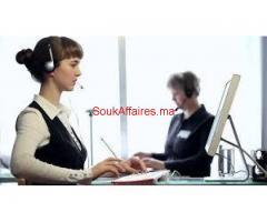 téléconseiller francophone arabophone H/F