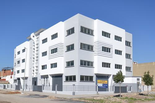 Batiment industriel 4900 m², Médiouna