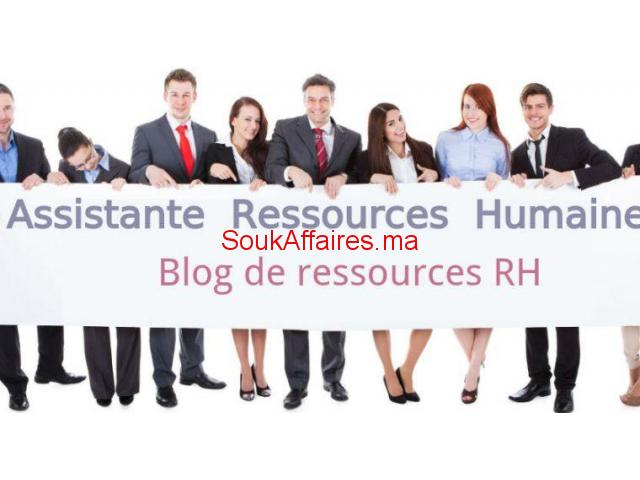 Assistant(e) RH à domicile (Urgent)