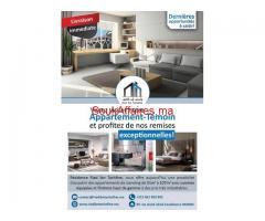 Appartement -Témoin à vendre