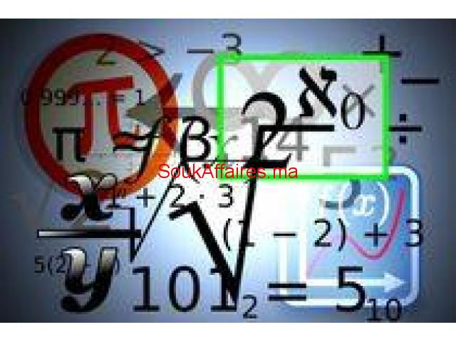 cours de Mathématiques