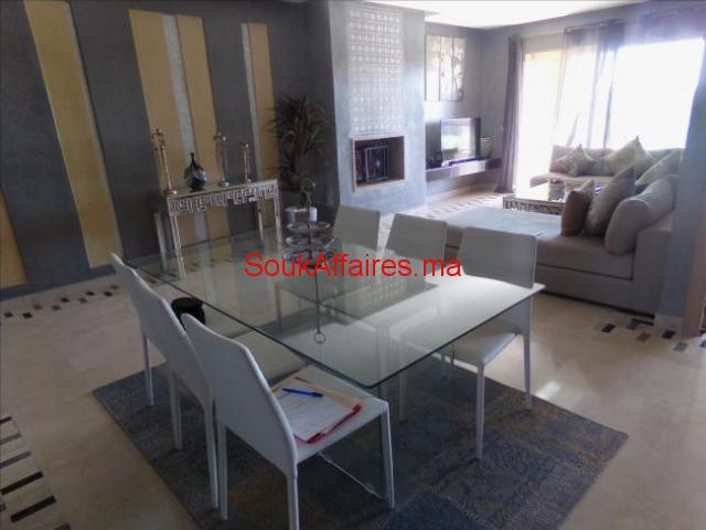 Apprt meublé moderne vc terrasse au Prestigia