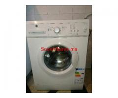 Machine à laver 6 Kg 1000T Blanc Siera
