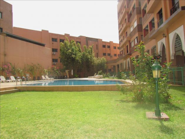 location longue durée appartement  96 M