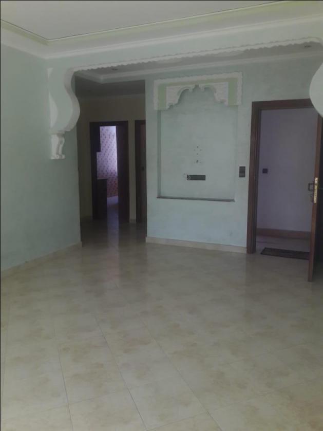Appartement vide vers Marjane route de Rabat