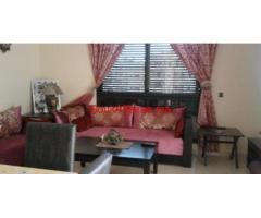 appartement meuble pour longue duree marrakech