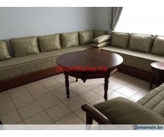 location appart meublé