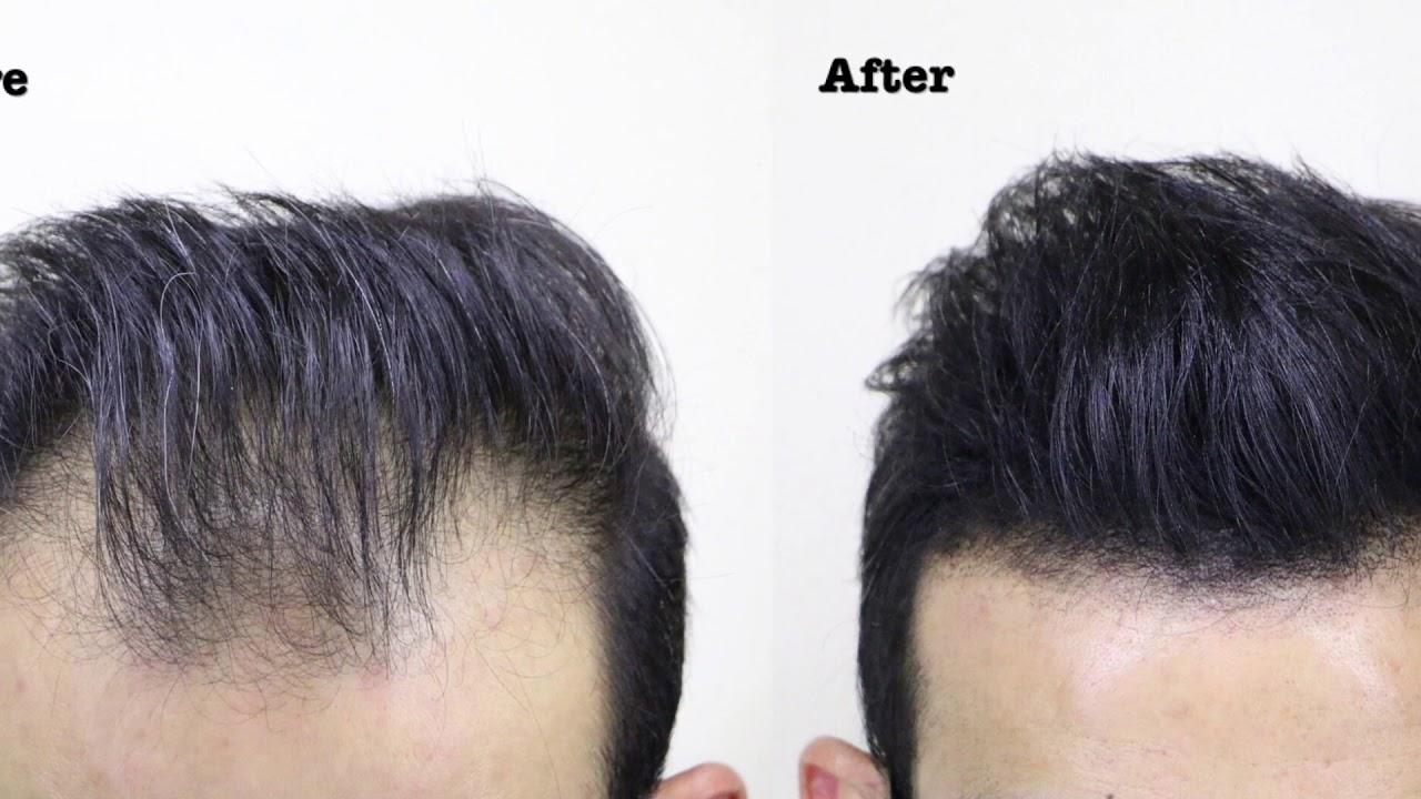 Poudre de cheveux Thick Fiber maroc