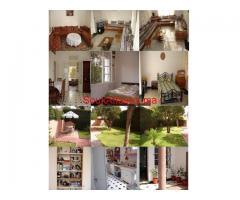 Location vacance casablanca Maroc villa meublée à 1200 dhs / nuit