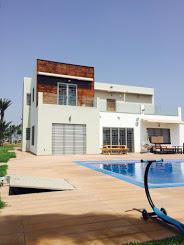 Villa de 2 hectares région de Sidi Rahal