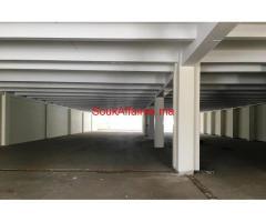 Batiments industriels 1400-2400 m², Ain sebaa