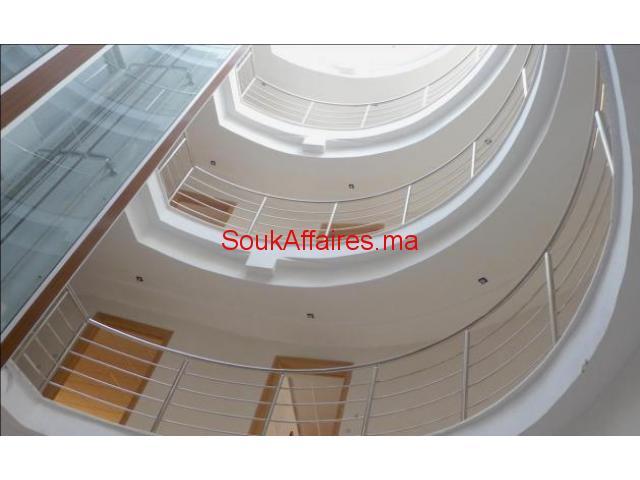 Plateaux bureaux neufs de 66m à 158m à Majorelle
