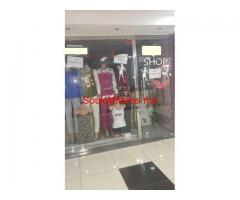 Boutique à vendre ou à  louer à kenitramall kenitra