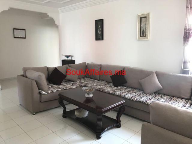 appartement à vendre à kénitra de 127 m2