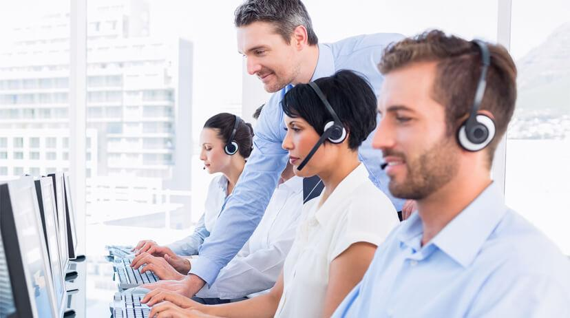 Recrutements des téléconseillers expérimentés ou débutants pour des centres d'appels et à domicile.