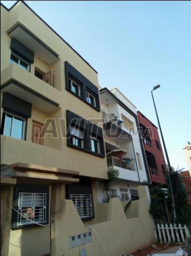 Appartement de 108 m2 lotissement alliances