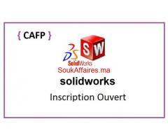 Formation courte en SolidWorks