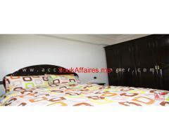 ALL62213 joli appartement meublé