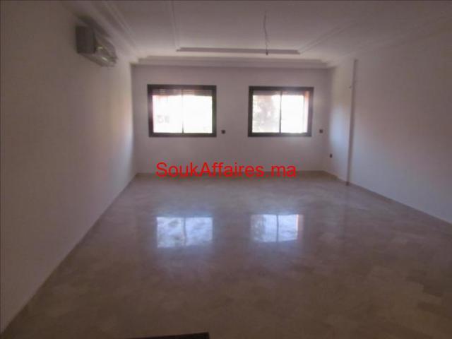 en location Appartement de 137 m2 à gueliz