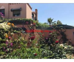Coquette villa de 3ch vc jardin a Targa
