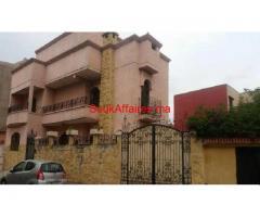 Joli villa de 220m2 à Sidi Bouzid