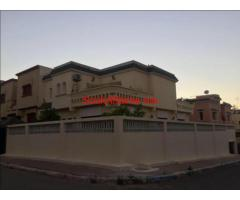 Bel villa à vendre de 400 m à settat