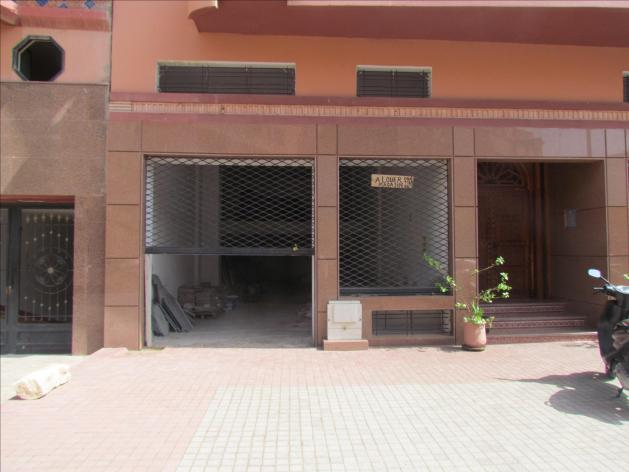 Magasin en location centre gueliz el harti
