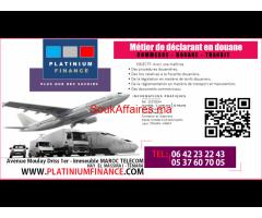 Formation  Pratique - Déclarant  en douane-Commerce -Douane-Transit