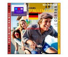 COURS D'ALLEMAND  -PREPARATION AUX TEST Goethe-Zertifikat
