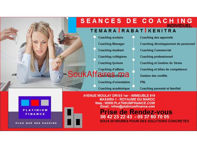 Séance de Coaching parental-familial-scolaire -PNL-TEMARA