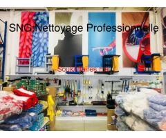SNG: Société de Nettoyage et Gardiennage Rabat-Salé-Zemmour-Zaer
