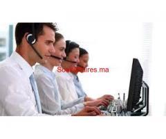 Téléconseillers francophone