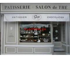 Pâtisserie vc salon de the en location gerance