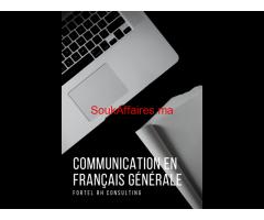 Communication professionnelle en langue francaise